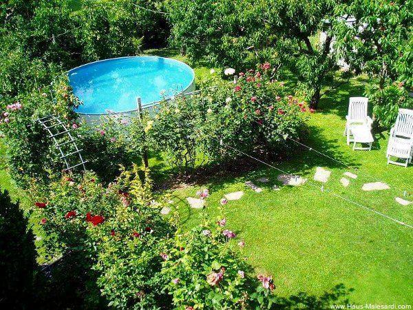 Garten Giardino 5 Haus Malesardi Andrian
